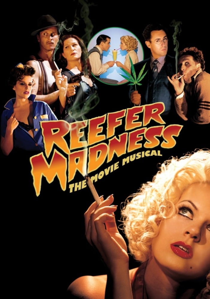 picture of reefer madness the movie musical