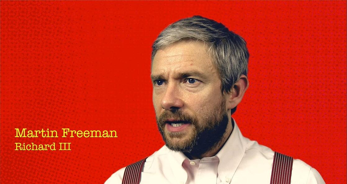 Martin freeman full body