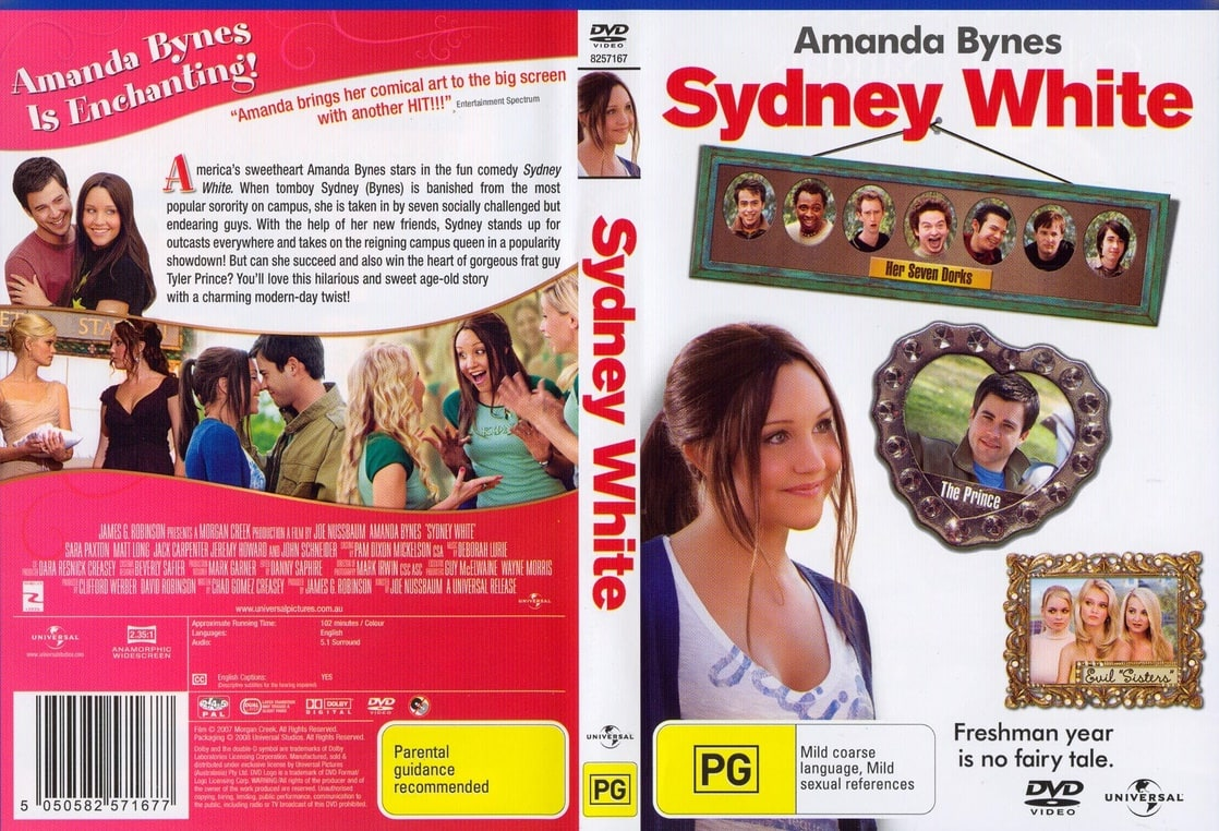 sydney white movie review Sydney white movie reviews and ratings -tributeca rating of 337 out of 5 stars.