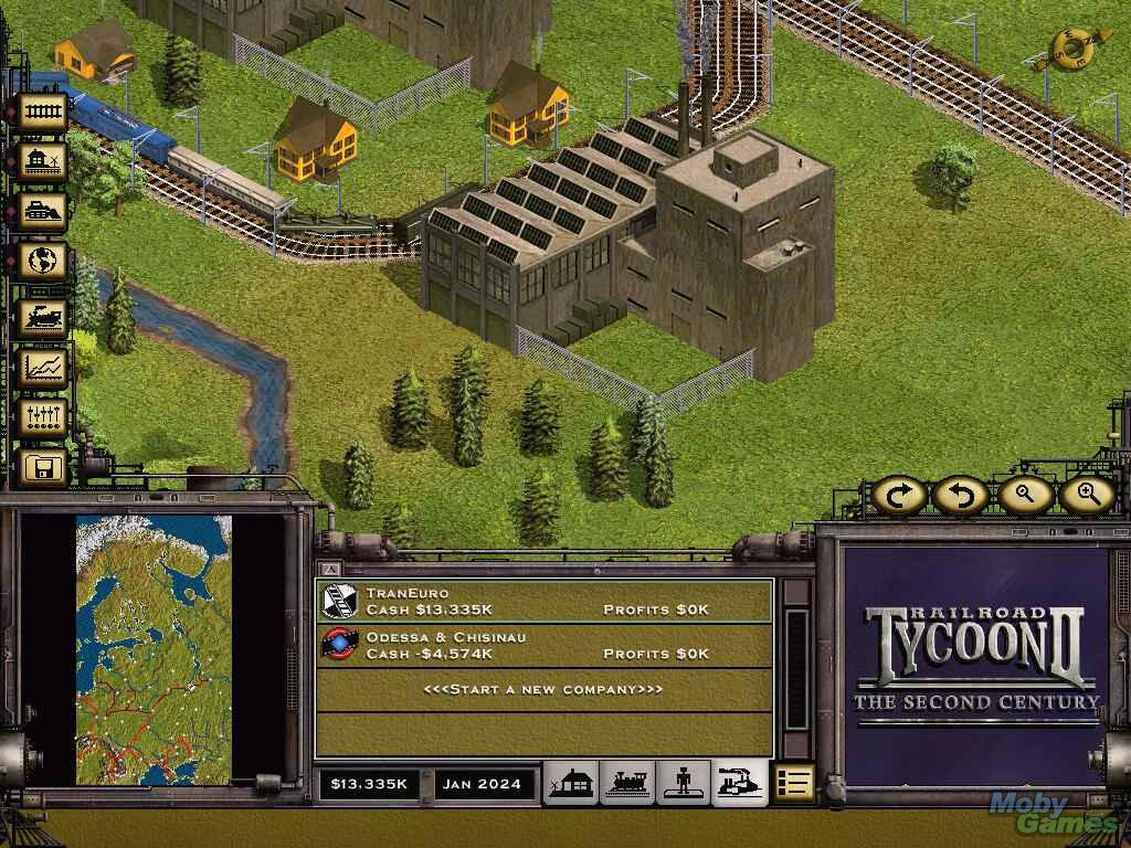 Picture of Railroad Tycoon II: The Second Century (Expansion)