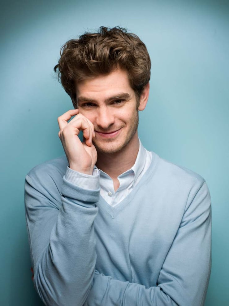 Picture of Andrew Garfield - Andrew Garfield Hairstyle