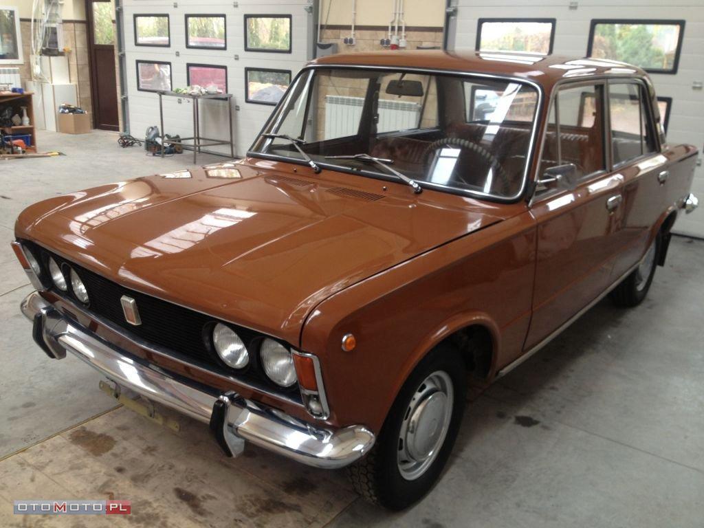 Polski Fiat 125p MR74