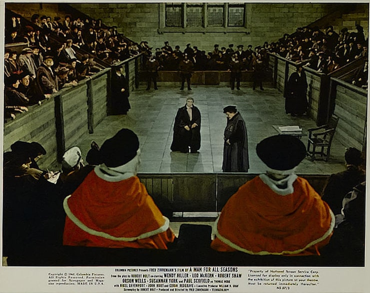 a man for all season essay Essay on a man for all seasons, by fred zinnemann - the movie a man for all seasons follows the diplomatic life of sir thomas more the movie opens with sir thomas, who was a type of judge in an appeals court.
