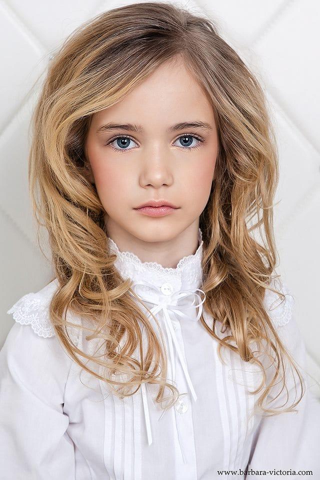 Child Fashion Models In Bikini Cameltoe