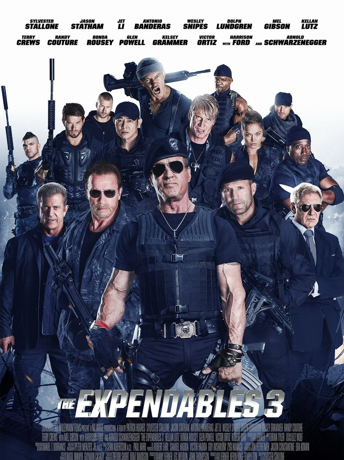 Picture of The Expendables 3