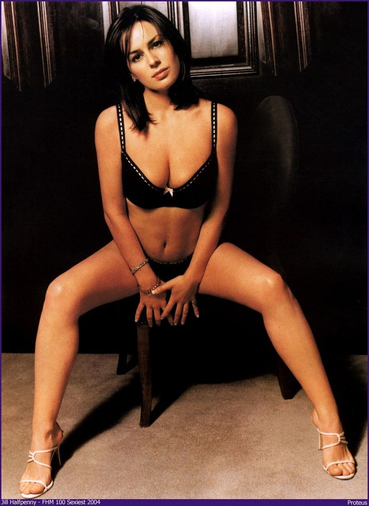 Jill halfpenny nude pics