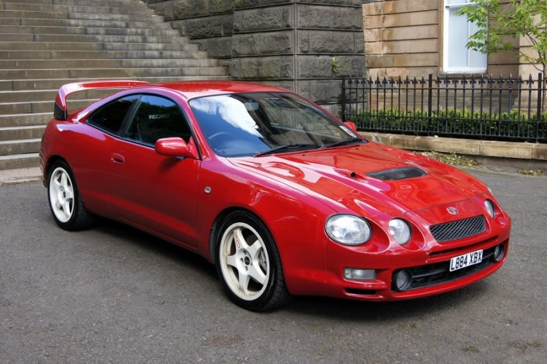 Picture of Toyota Celica GT-Four