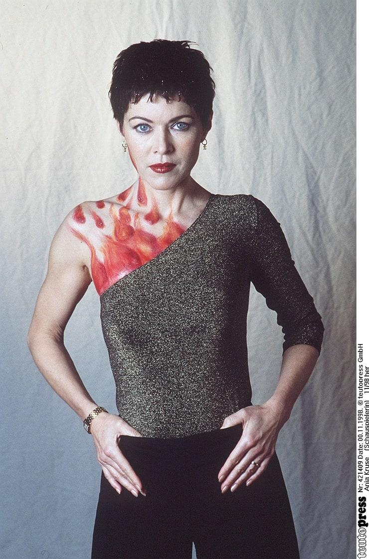 Anja Kruse Nude Photos 6