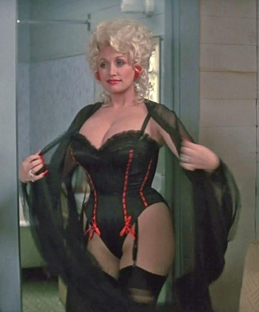 ejakulation Dolly Parton bryster