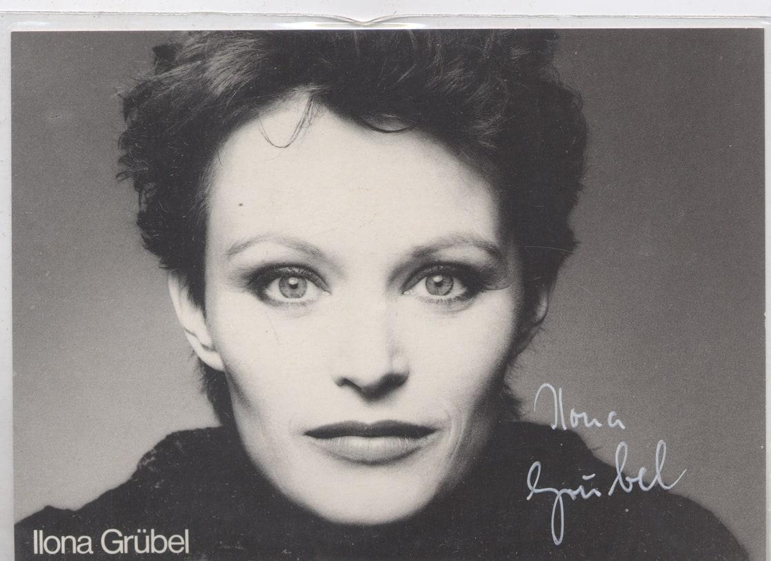 Ilona Grubel Nude Photos 92