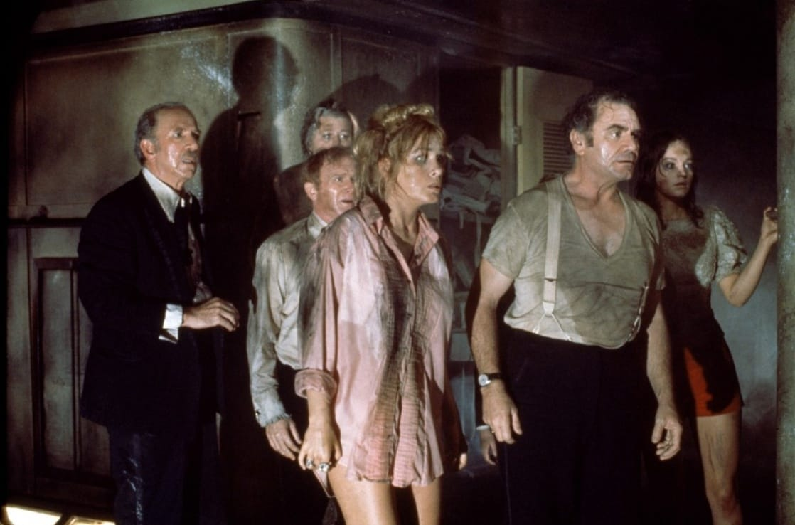 Picture Of The Poseidon Adventure 1972