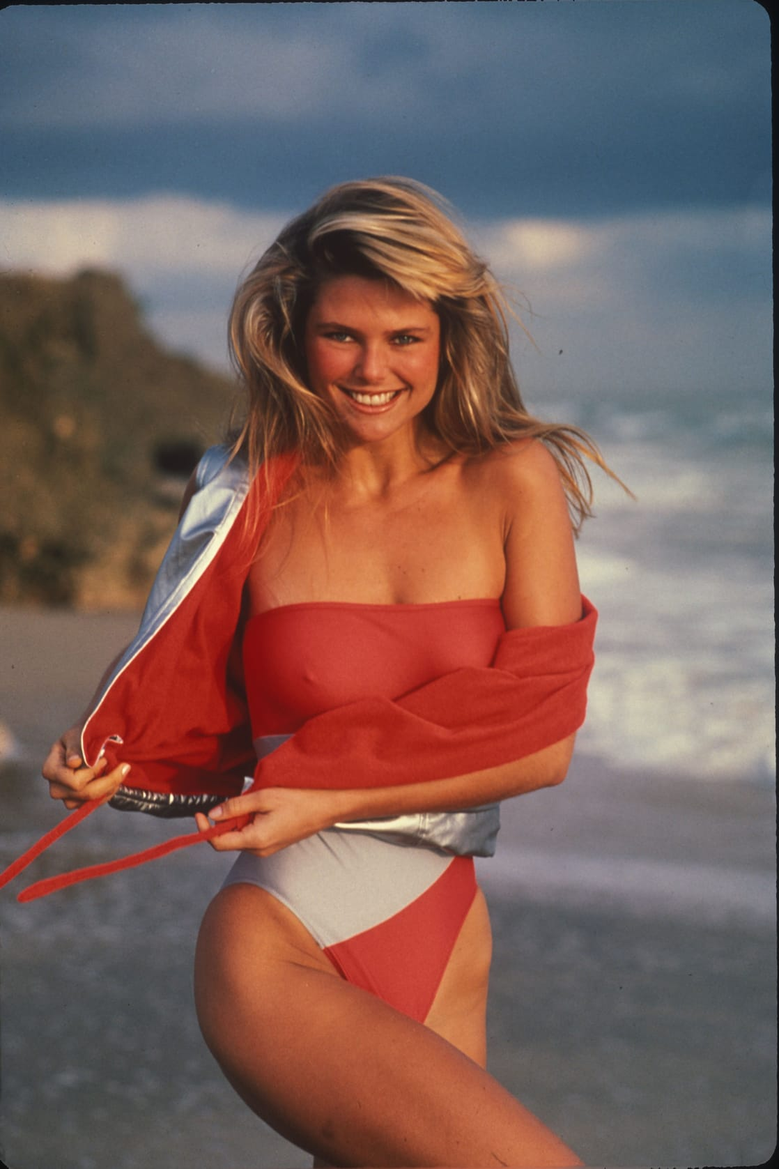 Have thought Christie brinkley nude pussy would like