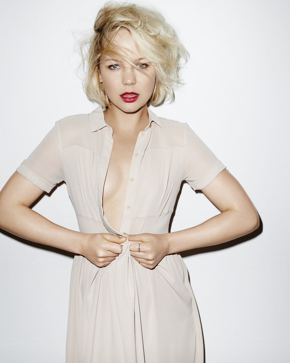 Watch Adelaide Clemens video