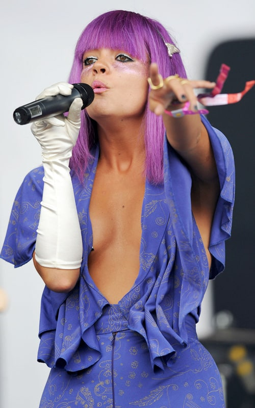 Lily allen pussy