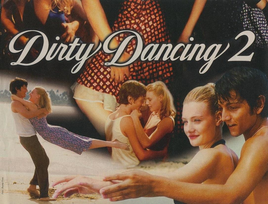Amazoncom Dirty Dancing 2Havana Nights Diego Luna