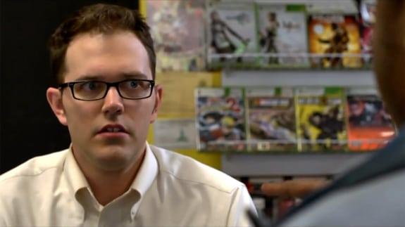 Злостный видеоигровой задрот кино 2014