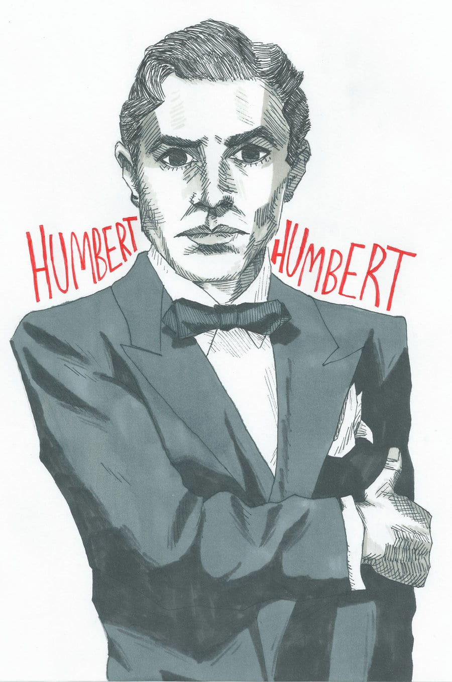 Image result for Humbert Humbert.