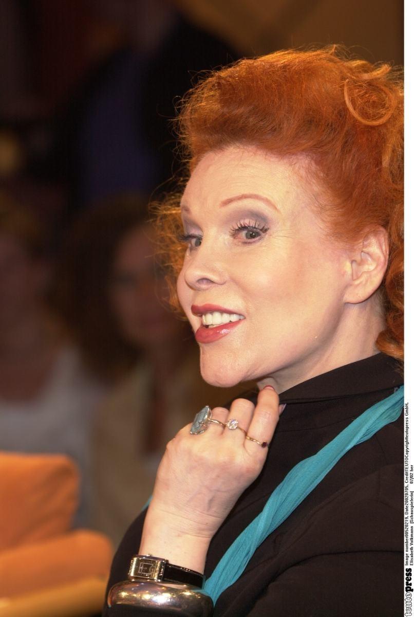 Elisabeth volkmann schauspielerin