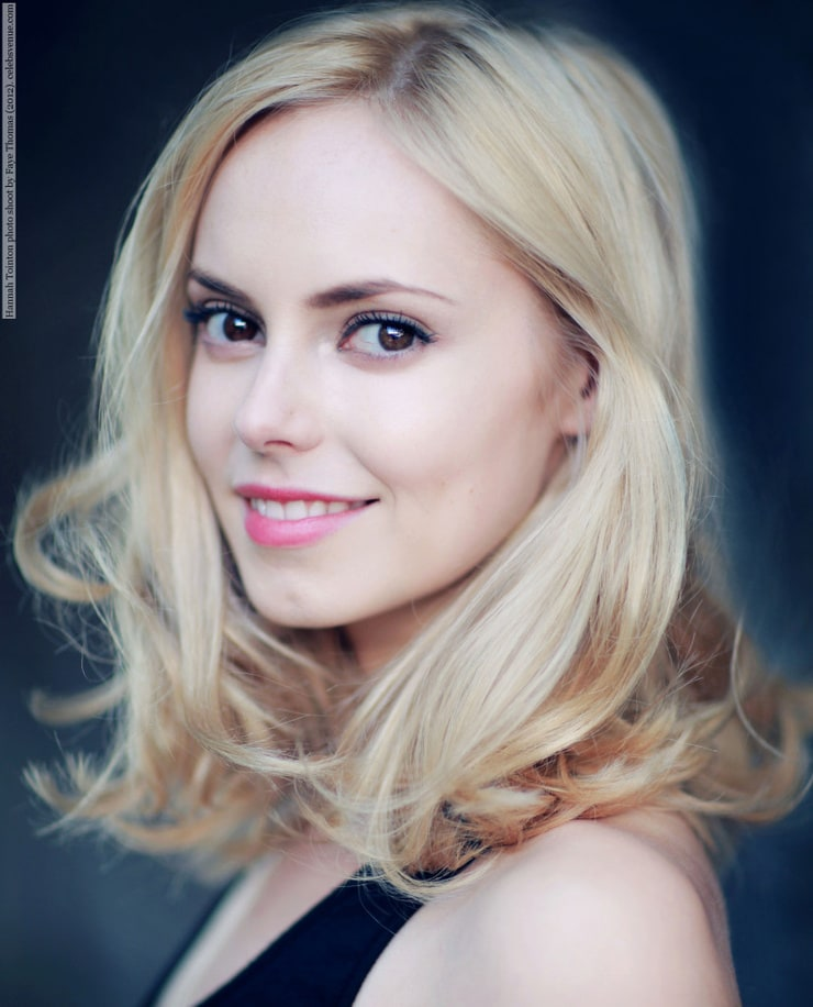 Hannah Tointon Nude Photos 30