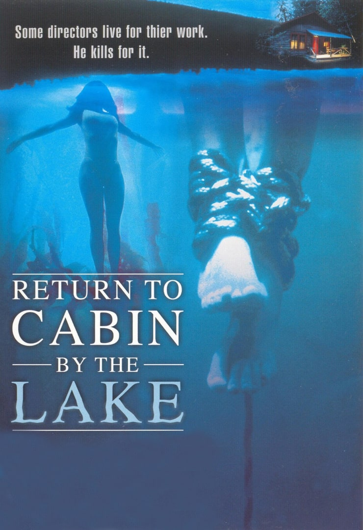 picture of return to cabin by the lake