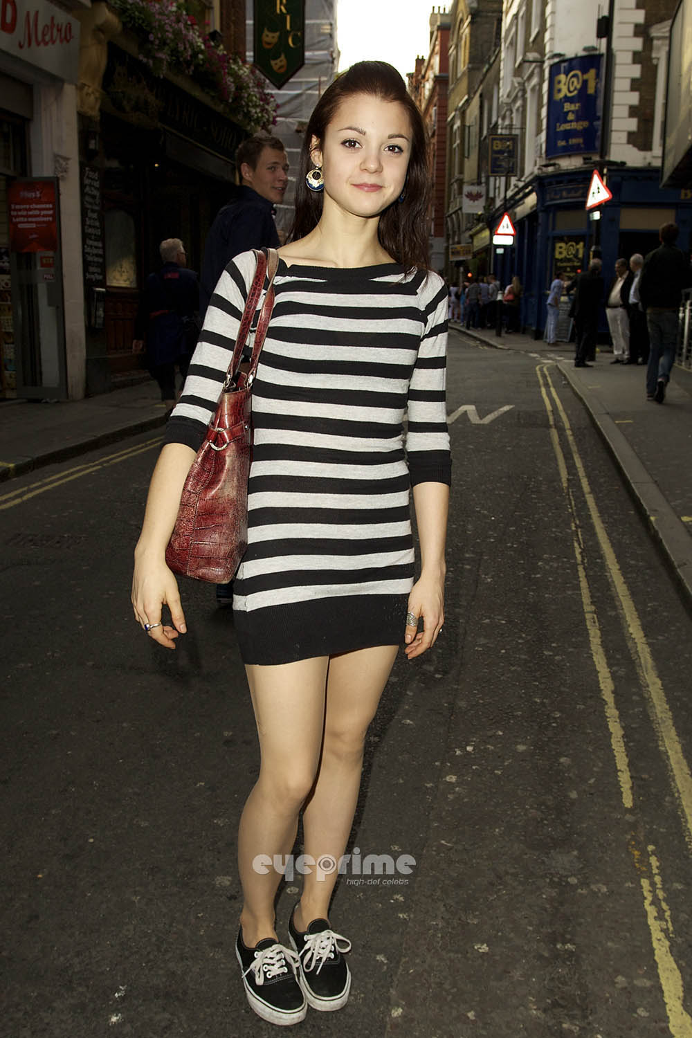 Kathryn Prescott Nude - Naked Pics and