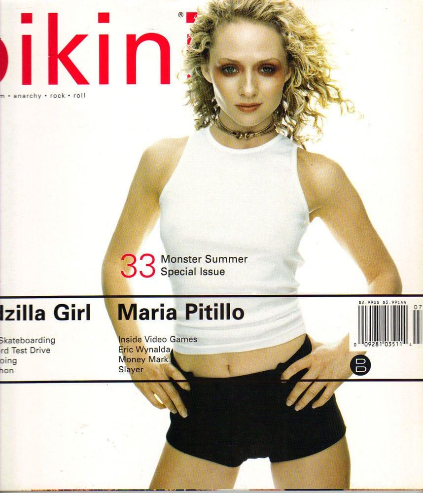 Picture of Maria Pitil... Maria Pitillo 2014