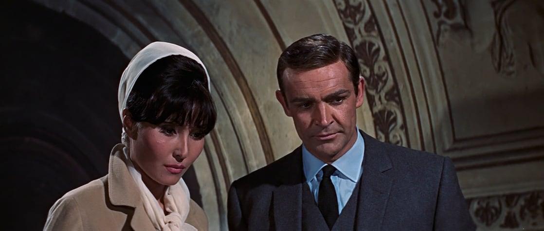 Điệp Viên 007: Quả Cầu Sấm Sét, Thunderball (1965)