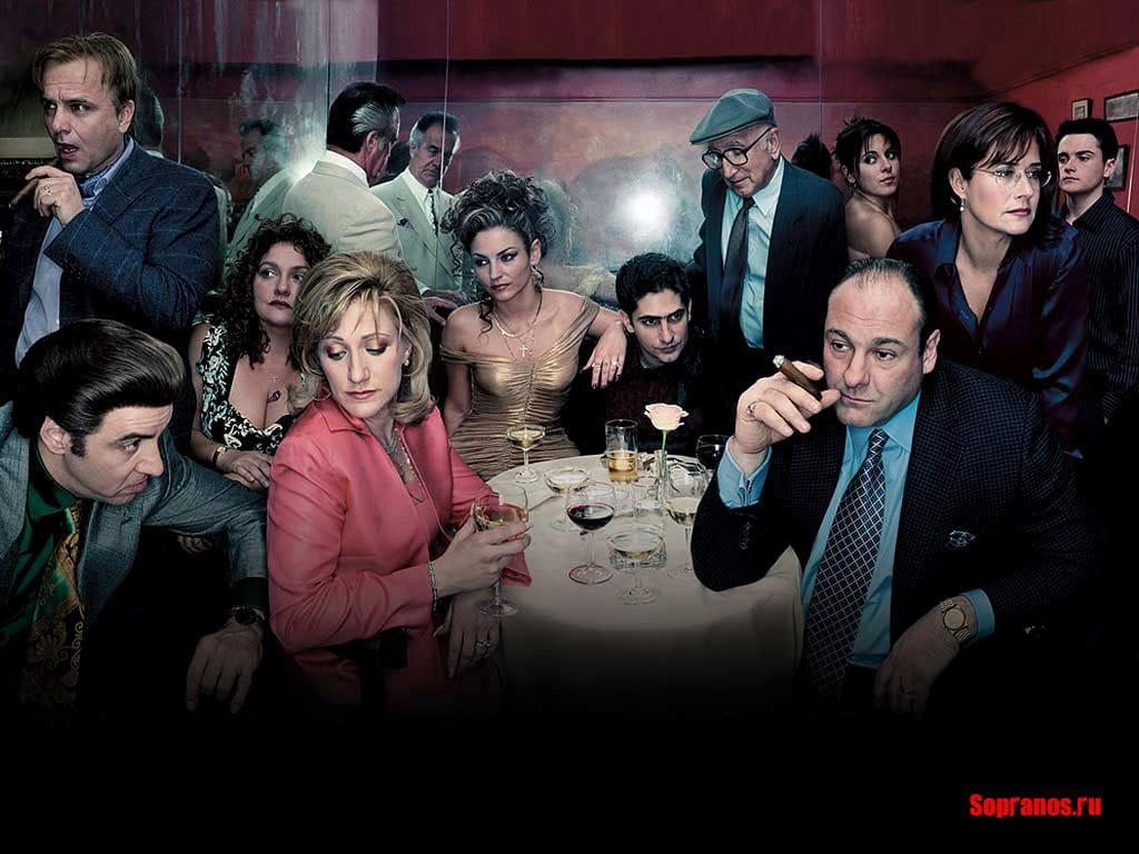 The Sopranos                                  (1999-2007)