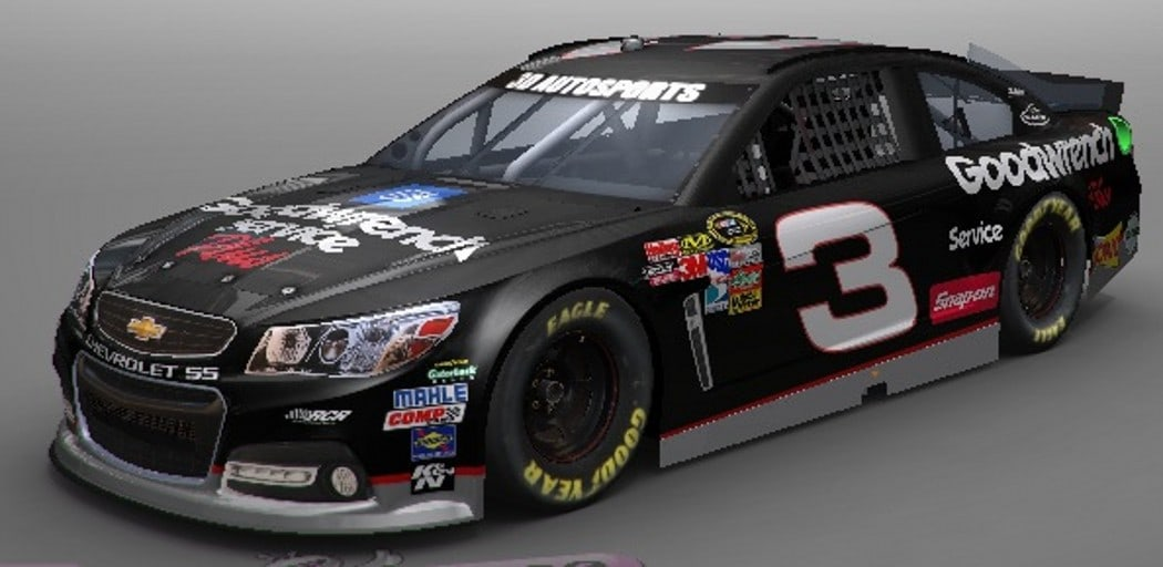 Picture of NASCAR Paint Schemes
