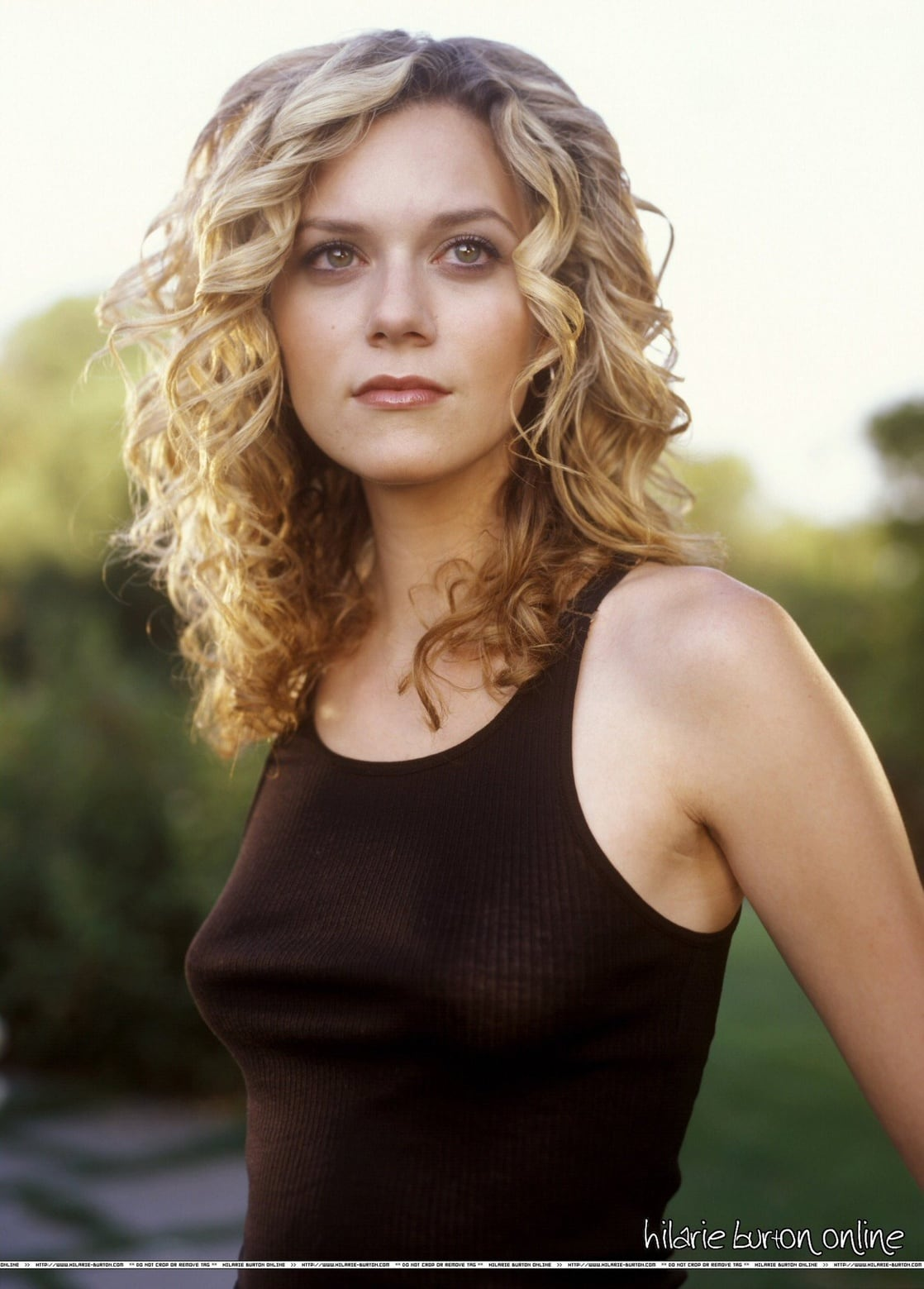 Picture Of Hilarie Burton