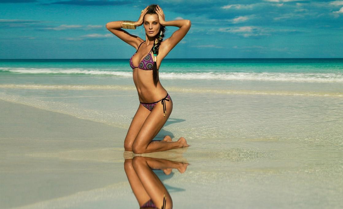 Something daria werbowy bikini