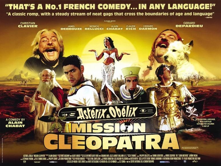 Asterix obelix misja kleopatra bajka online dating 7