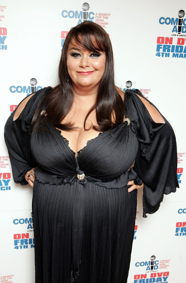 dawn french nude