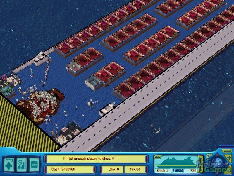 Picture Of Cruise Ship Tycoon - Cruise ship tycoon