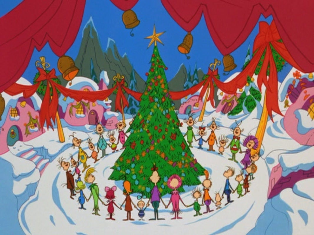 How The Grinch Stole Christmas 1966.Picture Of How The Grinch Stole Christmas 1966