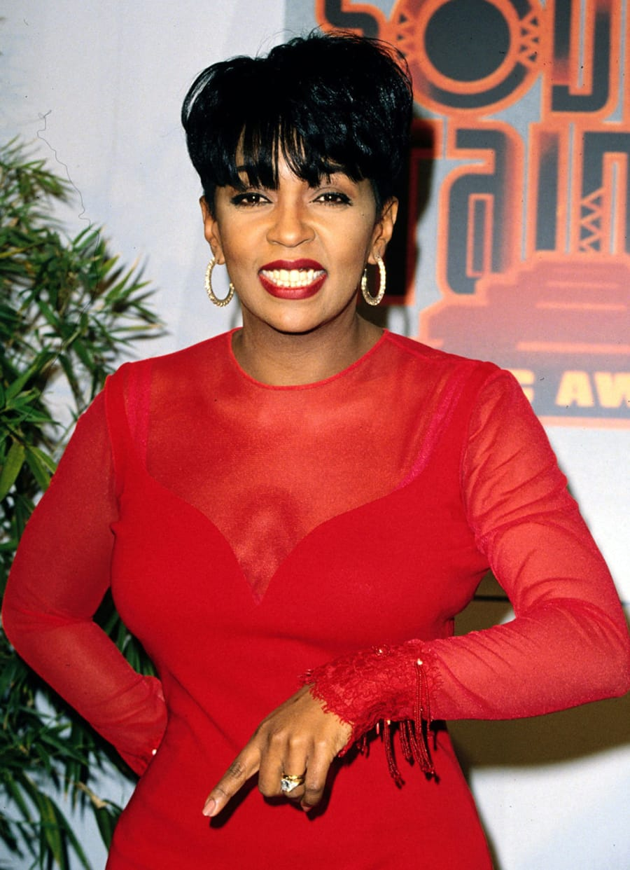 Picture Of Anita Baker