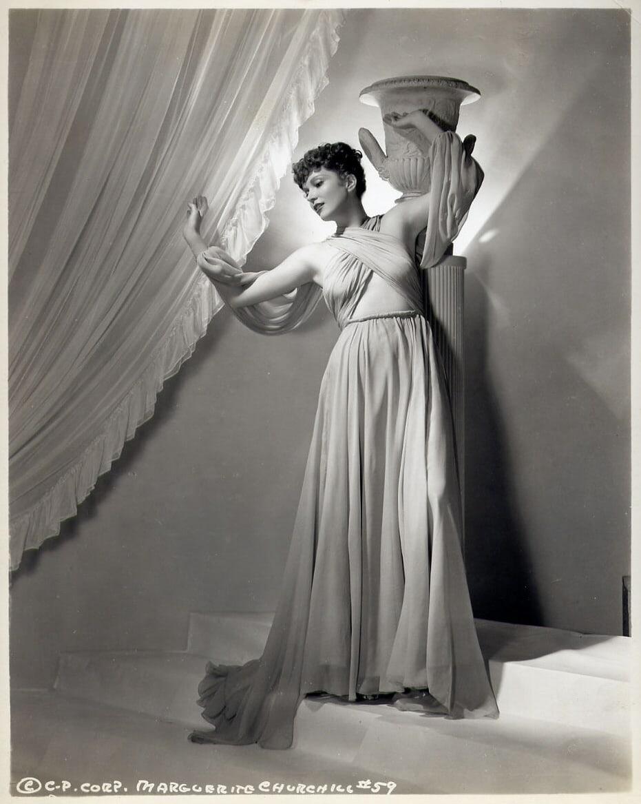 Marguerite Churchill the big trail