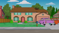 Picture of 742 evergreen terrace for 742 evergreen terrace springfield