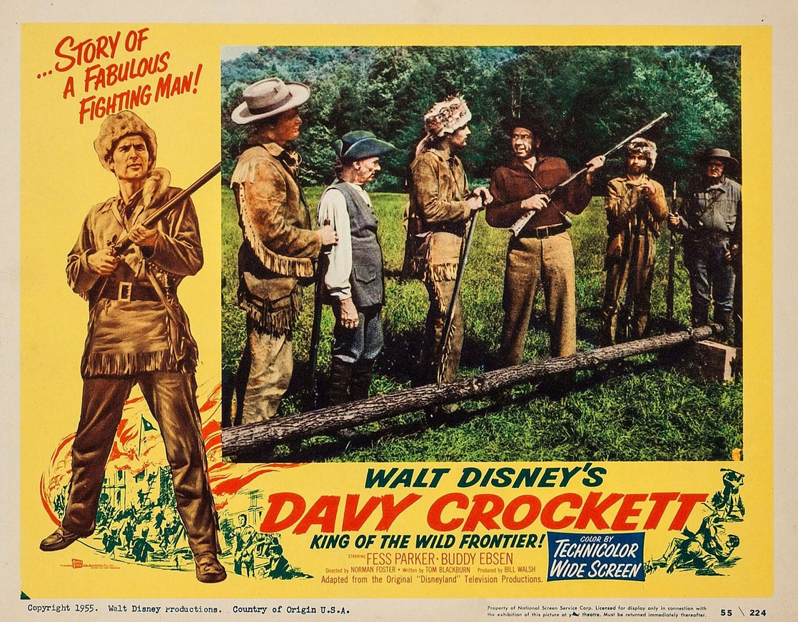 Picture of Davy Crockett: King of the Wild Frontier (1955)