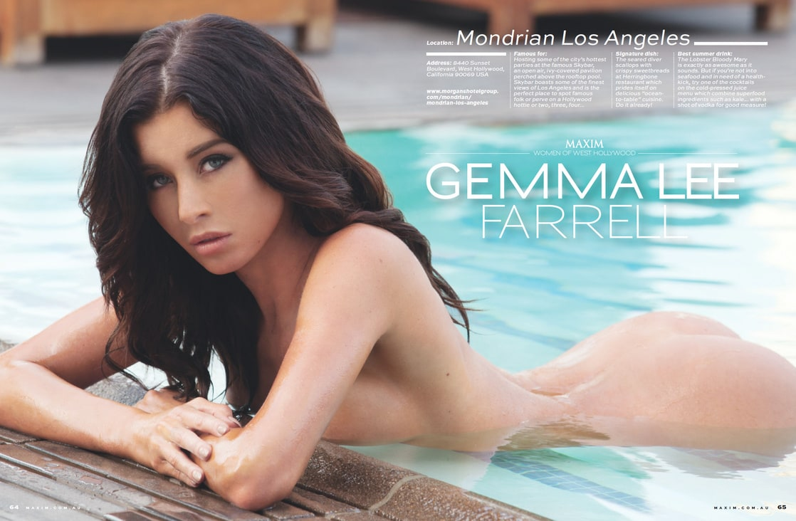 Gemma Lee Farrell Nude Ele picture of gemma lee farrell