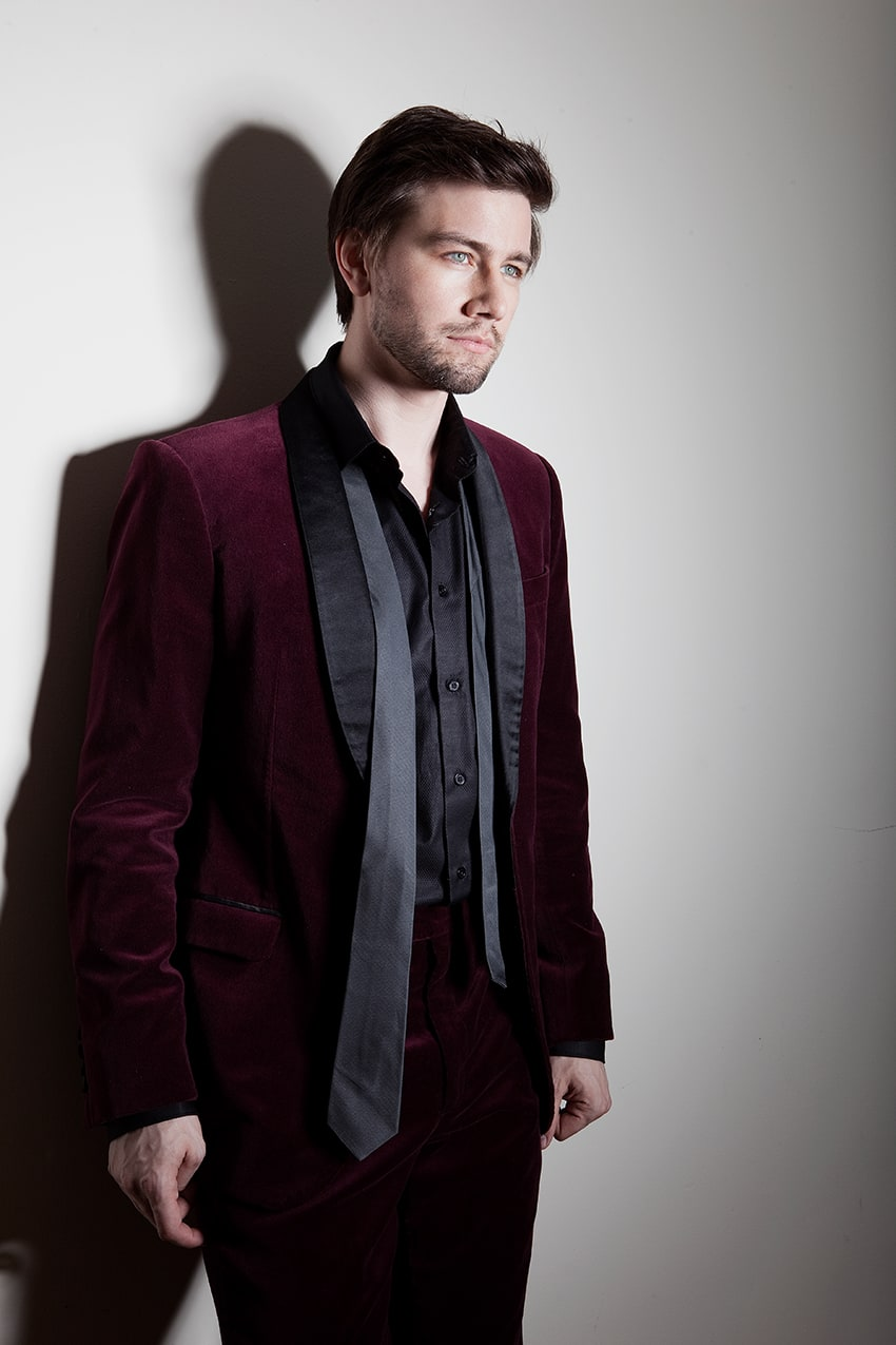 torrance coombs and his wife
