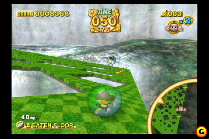 Gamecube Monkey Ball Super Monkey Ball 2