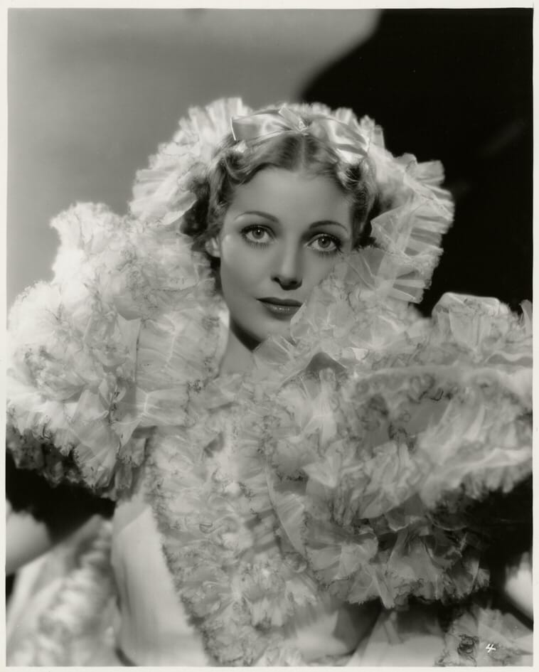 Picture of Loretta Young