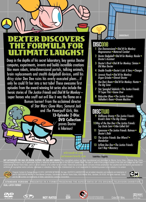 picture of dexter u0027s laboratory season 1 cartoon network hall of