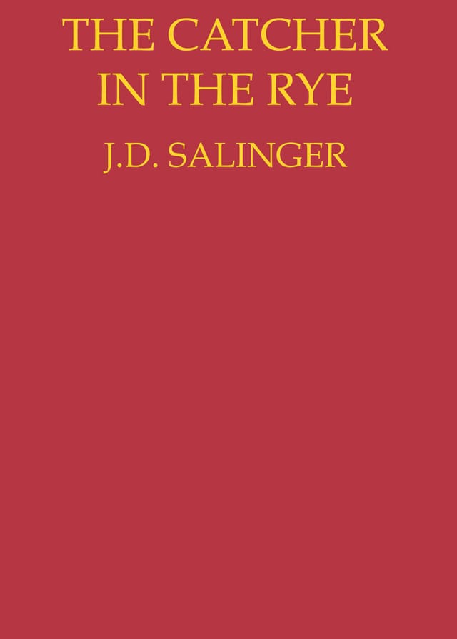 Catcher In The Rye (2008)