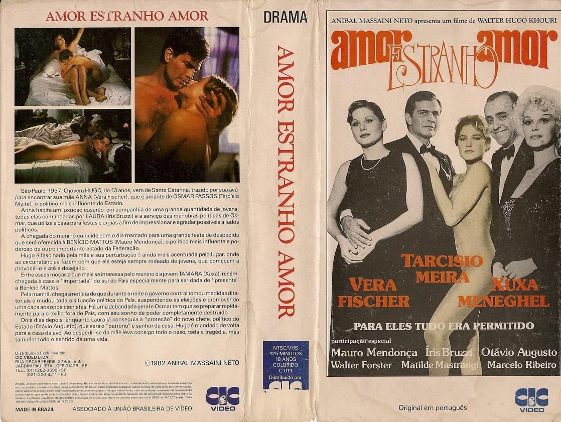 Amor Estranho Amor 1982 picture of amor estranho amor (1982)