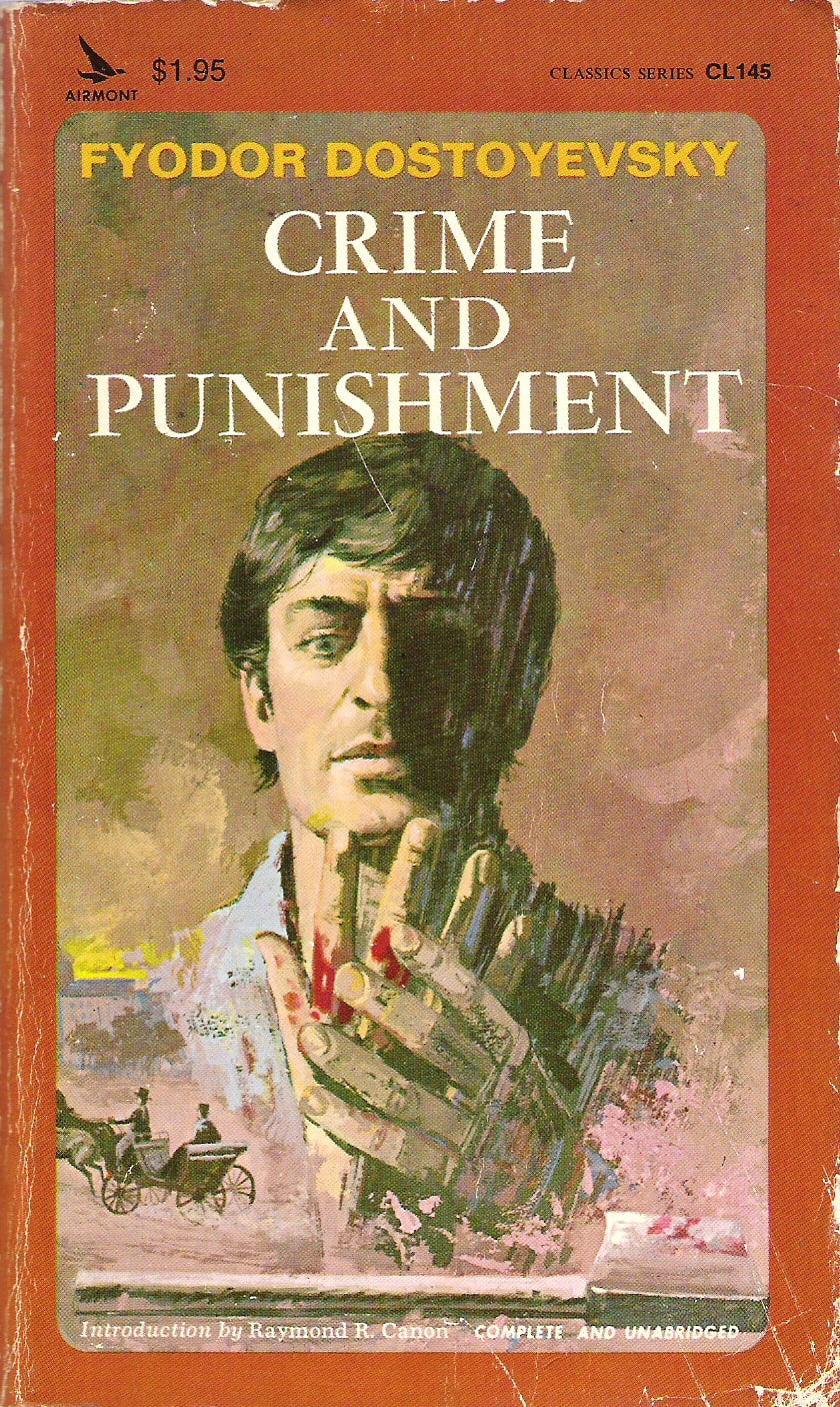 crime and punishment analysis From plot debriefs to key motifs, thug notes' crime and punishment summary & analysis has you covered with themes, symbols, important quotes, and more.