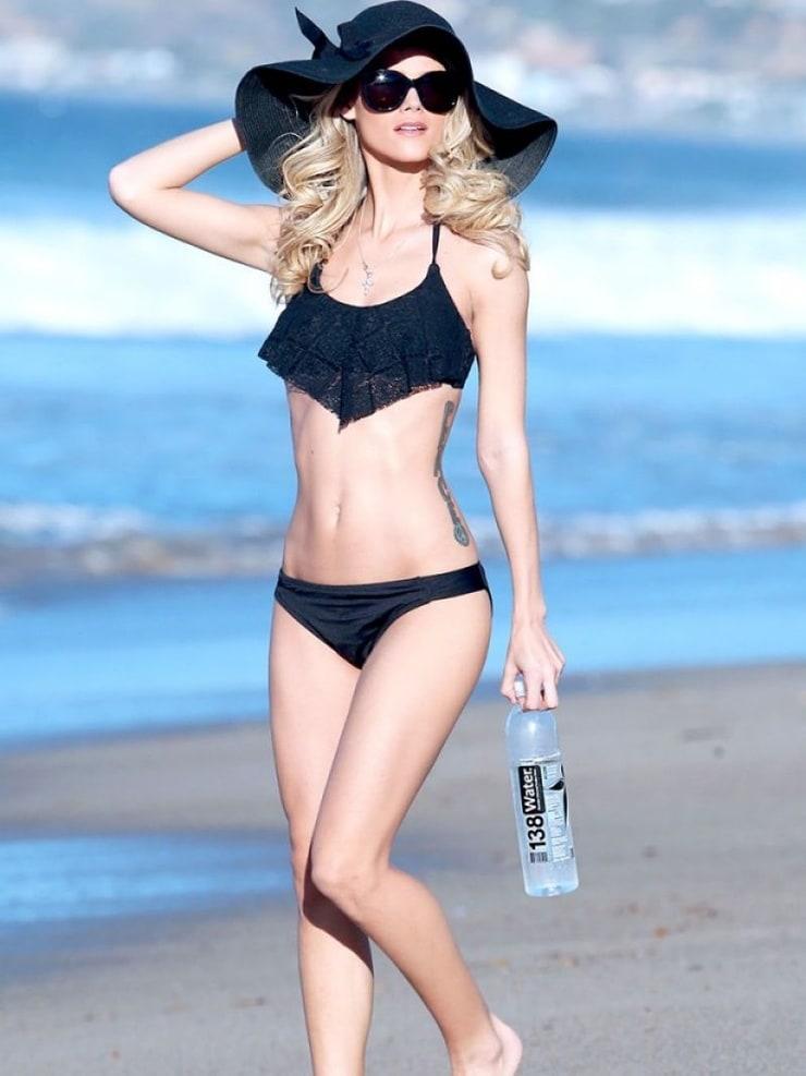 Nicholle tom bikini #9