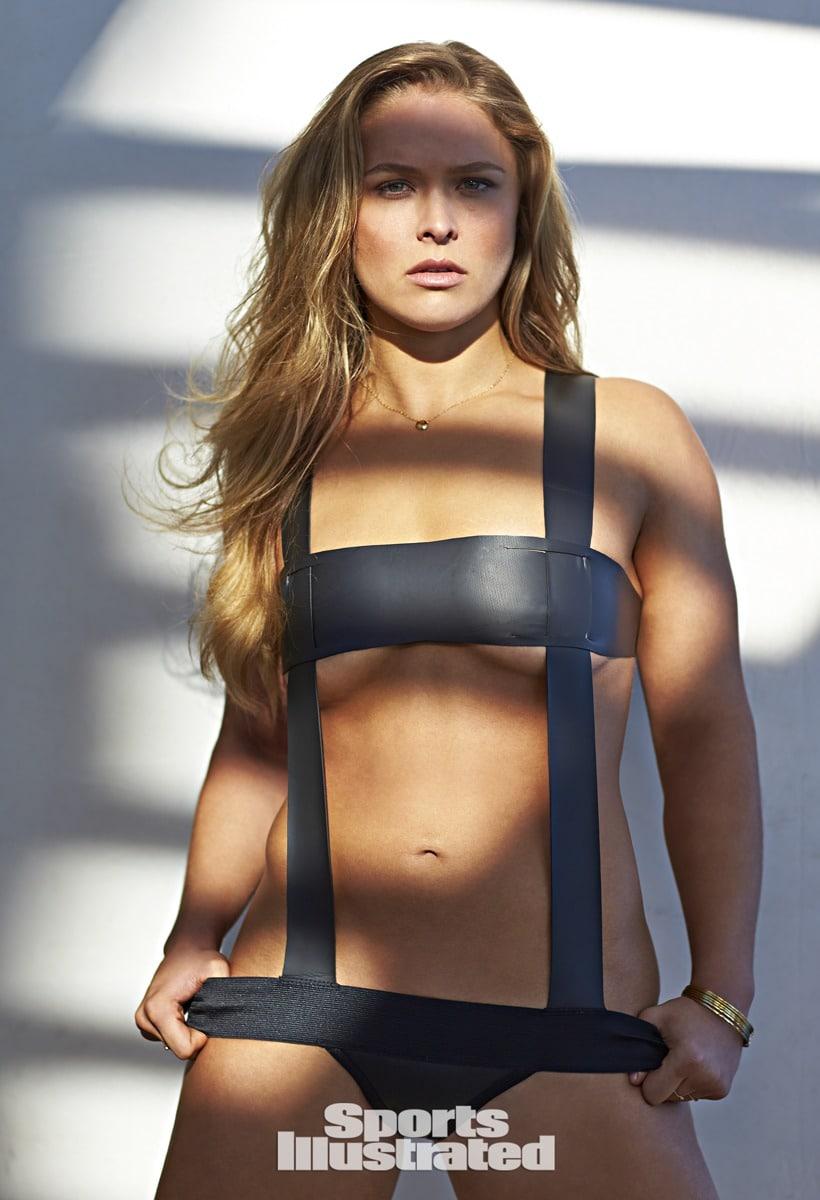 image Sexy ronda rousey swimsuit 2015