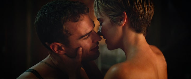 Four and tris in insurgent